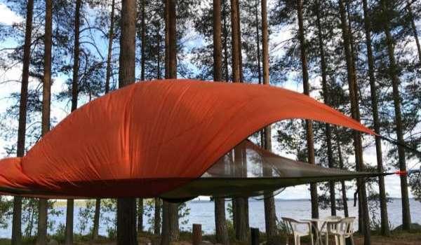 Merilänranta Tentsile orange