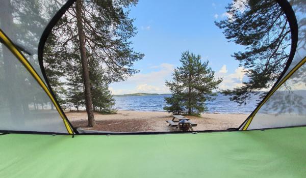 Koli Camping tent hotel Green